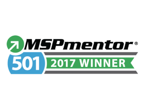 NetLogix Ranked Among Top 501 Managed Service Providers by MSPmentor