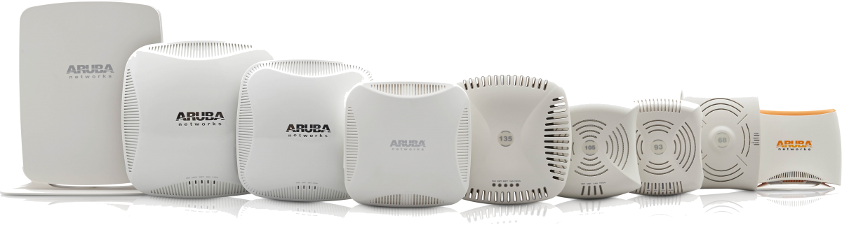 Aruba networks networking device